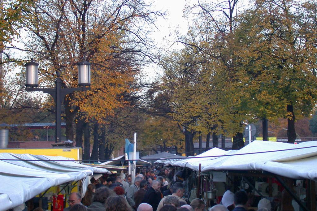Berlin Flea Markets Photo