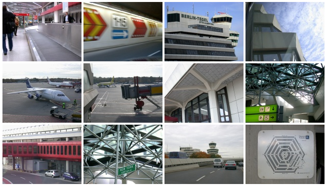 Design Airport Tegel Berlin