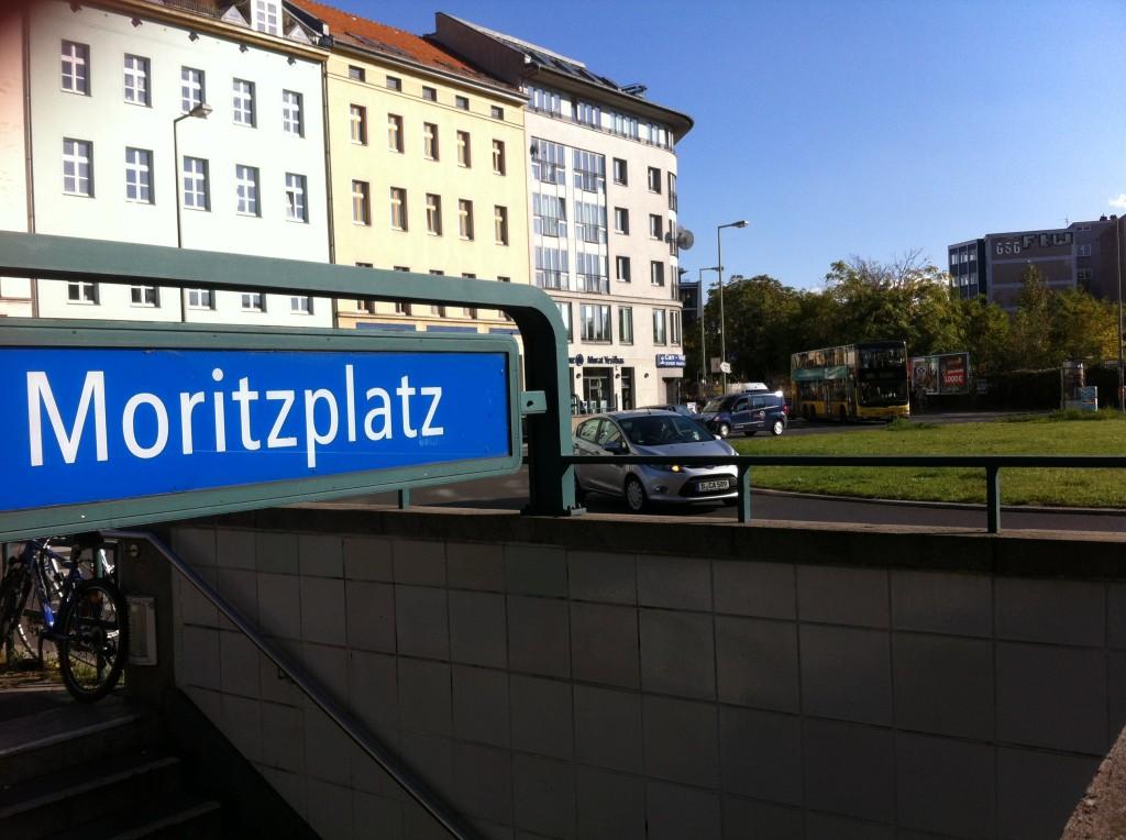 Moritzplatz Berlin Kreuzberg