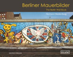 Berlin Wall Art Book