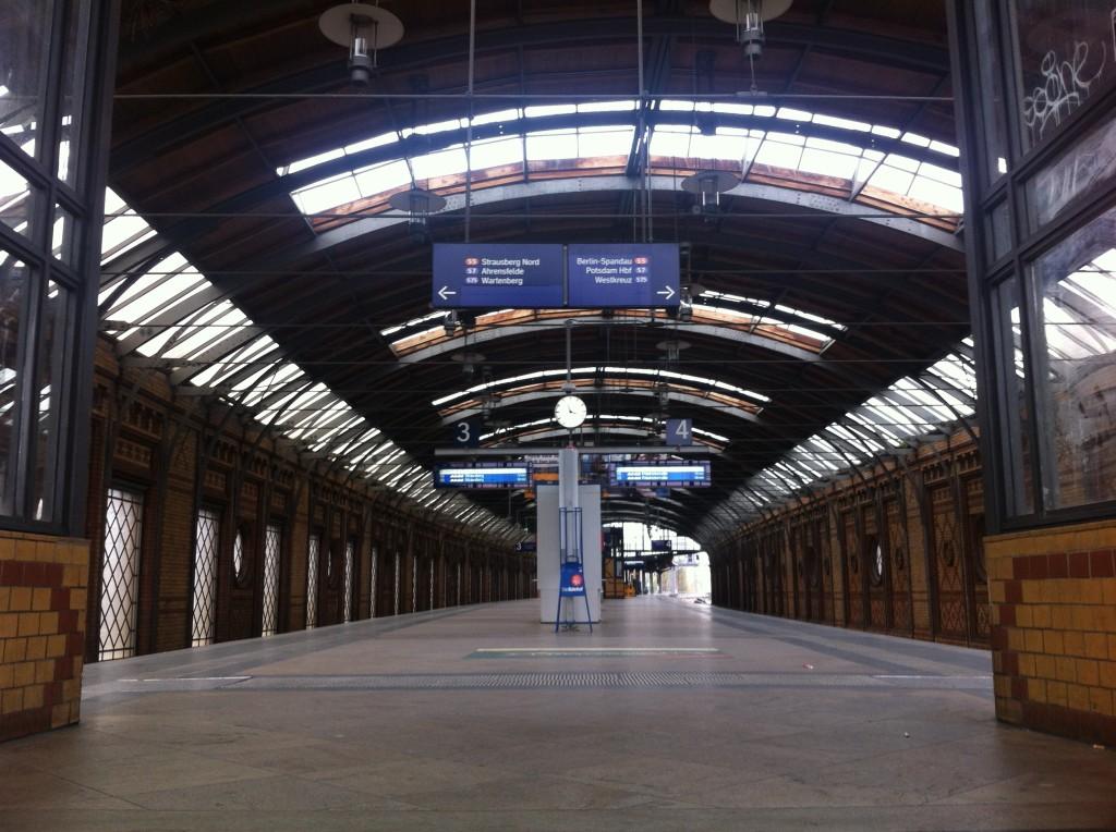 S-Bahn Station Hackescher Markt