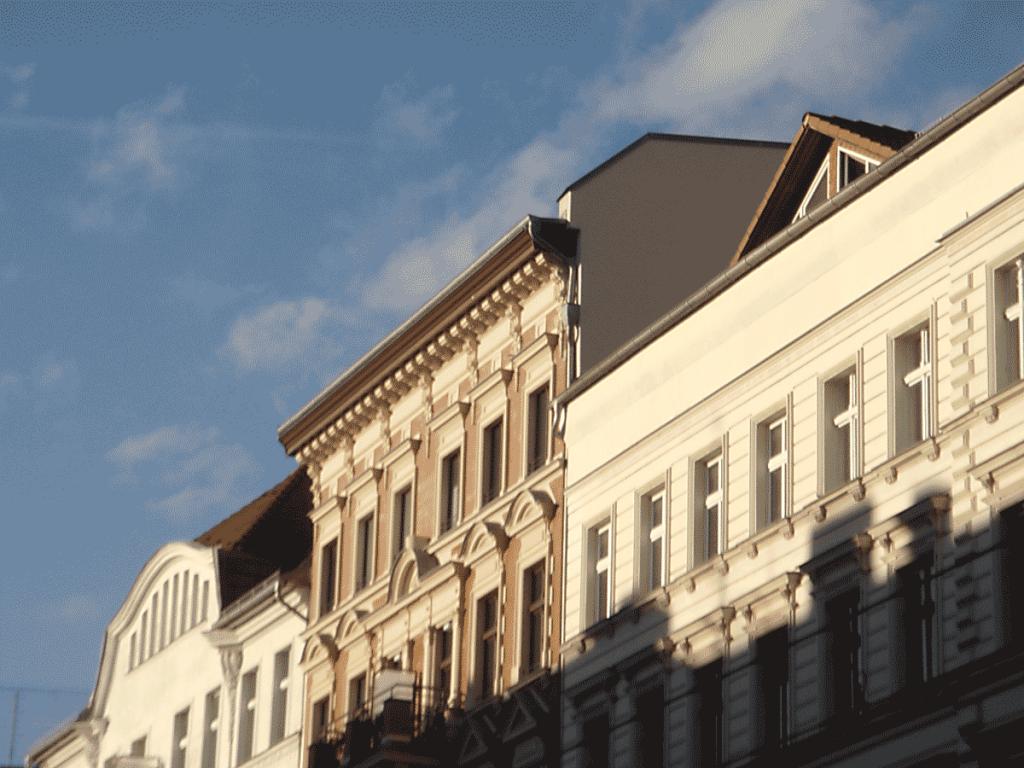 Berlin winter weather sunshine