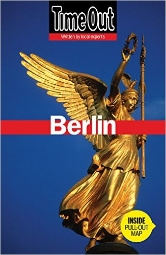 Time Out Berlin Travel Guide Book