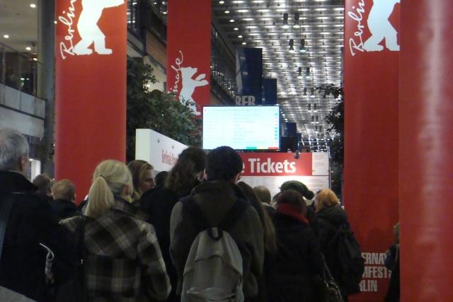 Berlin Film Festival Ticket Sales Potsdamer Platz Arkaden