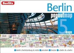 Berlin City Center PopOut Map