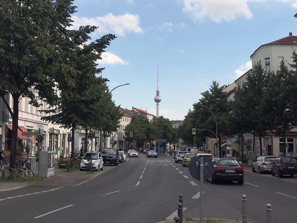 Berlin Brunnenstrasse