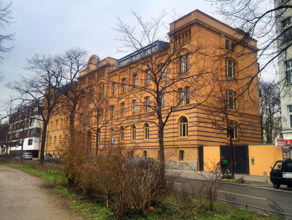 Berlin Jewish Retirement Home Schönhauser Allee
