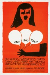 Berlin Cold War: One Two Three by Billy Wilder