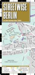 Berlin Streetwise Map Foldable