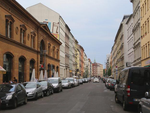 Ackerstrassse Berlin-Mitte Market-Hall