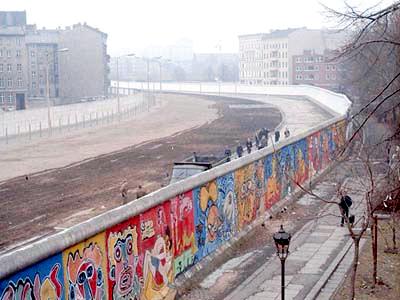 Berlin Wall Art: graffiti in Kreuzberg