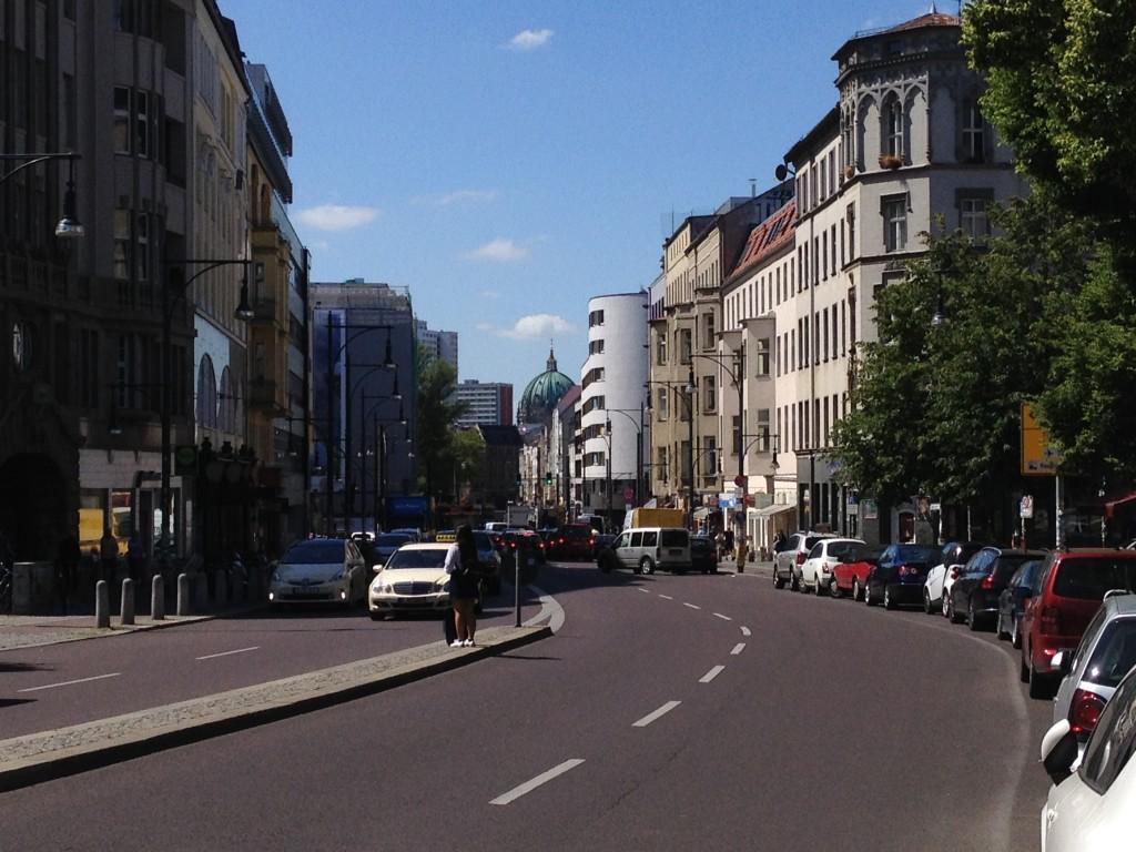 Schönhauser Allee, Berlin Mitte