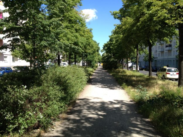 Schönhauser Allee, Berlin Prenzlauer Berg