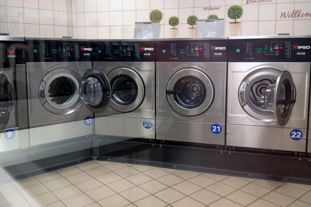 Berlin laundromats - self-service laundry