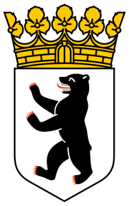 Berlin Bear: Coat of Arms Berlin