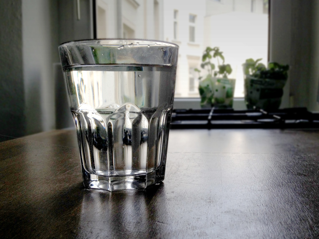 Berlin Water: drinking water from the tap