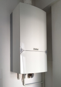 boiler: gas heating system Berlin