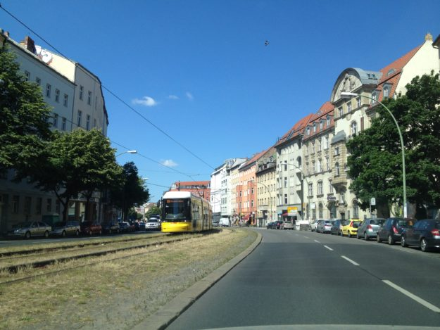 Torstrasse Mitte near Rosenthaler Platz