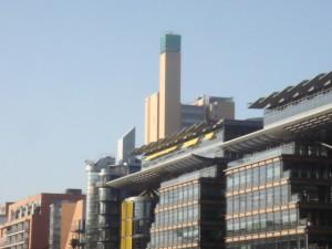 Renzo Piano Potsdamer Platz Architecture