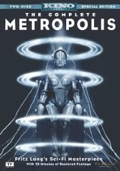 The Complete Metropolis DVD