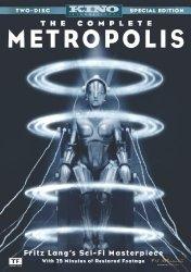 The Complete Metropolis DVD