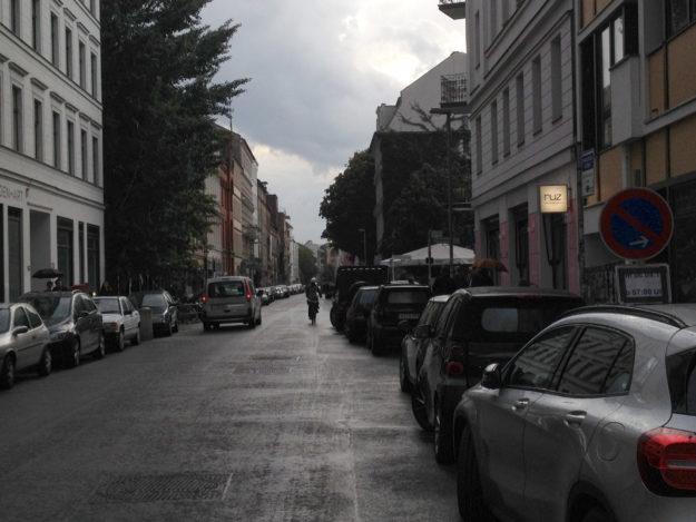 Auguststrasse Berlin-Mitte