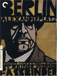 Berlin Alexanderplatz Fassbinder DVD Collection