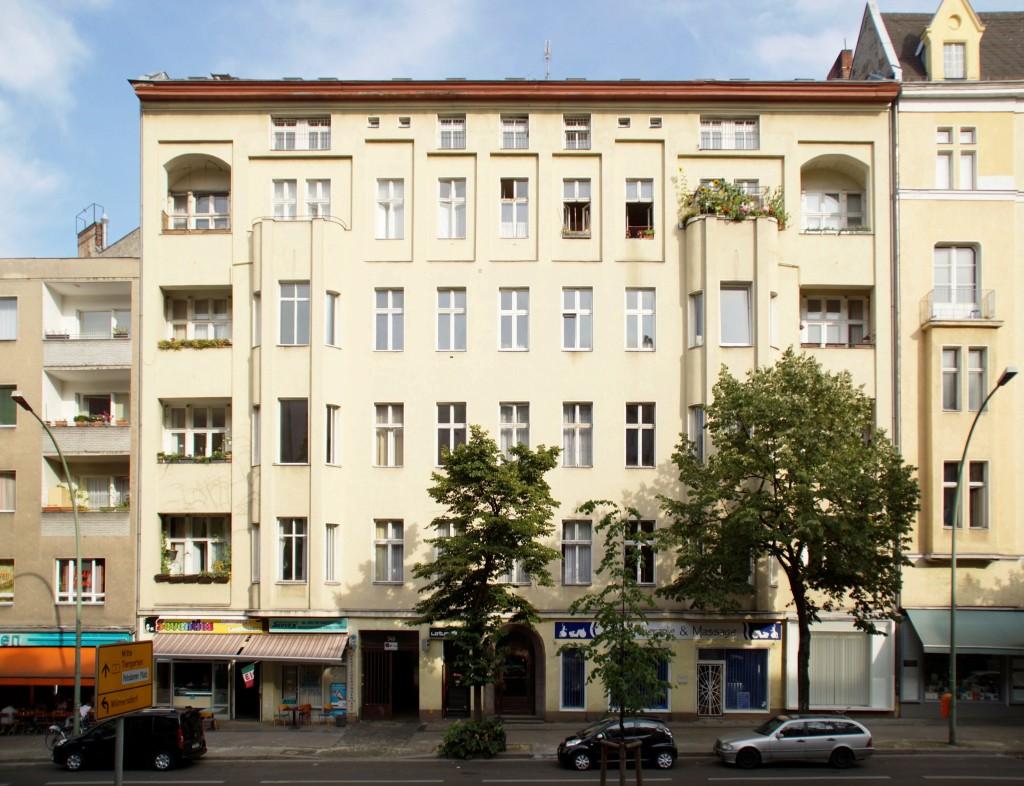David Bowie's Berlin Years: Bowie's Apartment Hauptstraße_155 Berlin-Schöneberg