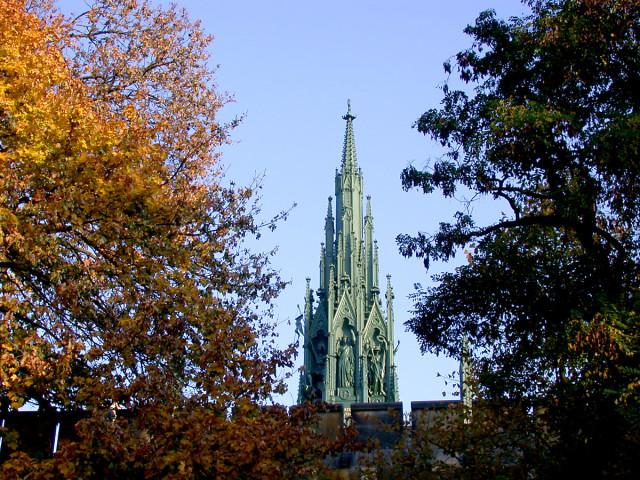 Kreuzberg Viktoriapark Monument