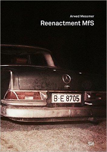 Arwed Messmer- Reenactment MfS by Photographer Arwed Messmer