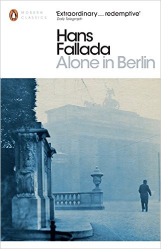 Berlin Books: 1940 Alone in Berlin by Hans Fallada - Penguin Modern Classics