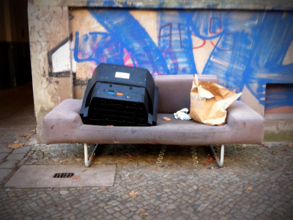 Berlin Trash / Berlin Recycling