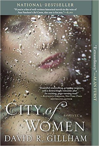 Berlin Books: City of Women- A Novel by David R Gillham