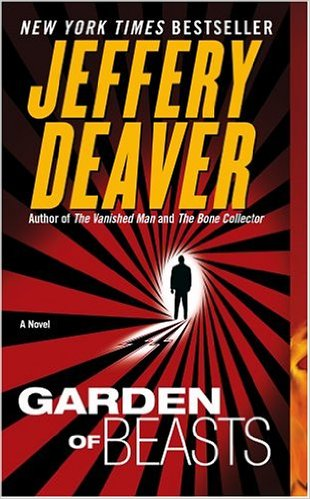 Berlin Books: Garden of Beasts- A Novel of Berlin 1936 by Jeffery Deaver