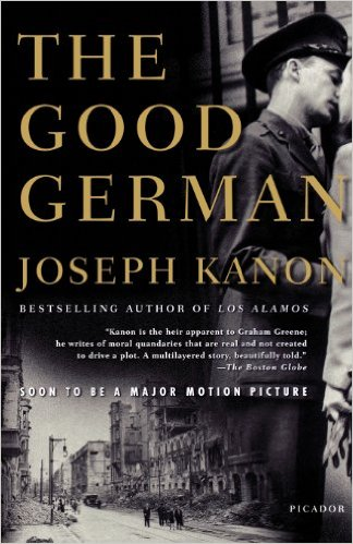 Berlin Books: The Good German by Joseph Kanon