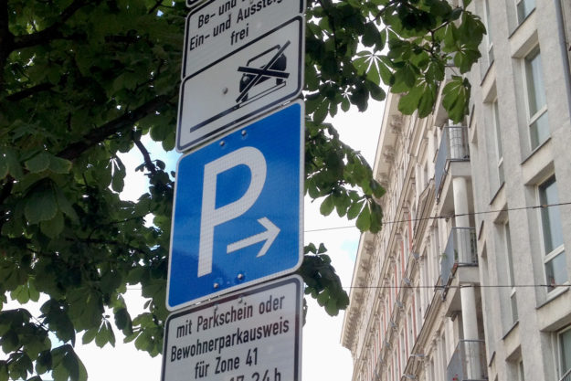 Berlin parking 101