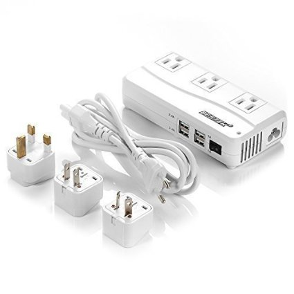 Electrical adapter for Germany, Berlin and Europe