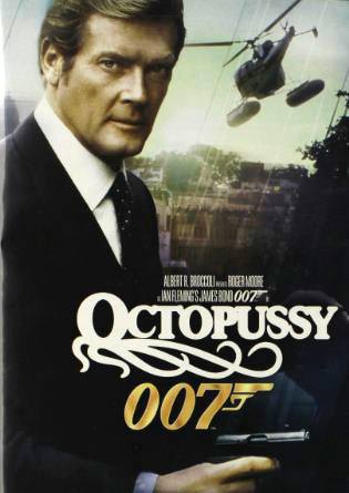 Octopussy James Bond Berlin Film DVD