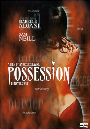 Possession Berlin 1981 Horror Drama Film DVD