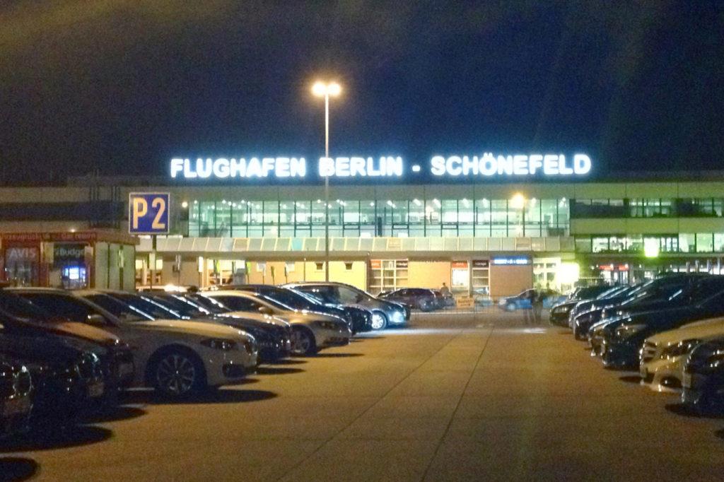 Airport Berlin Schoenefeld