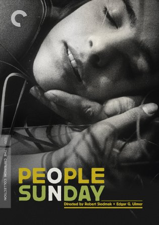 Berlin Film: People on Sunday - screenplay:Billy Wilder