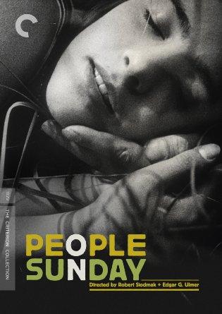 Berlin Film: People on Sunday - screenplay:Billy Wilder