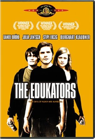 The Edukators Berlin Film Daniel Bruehl DVD