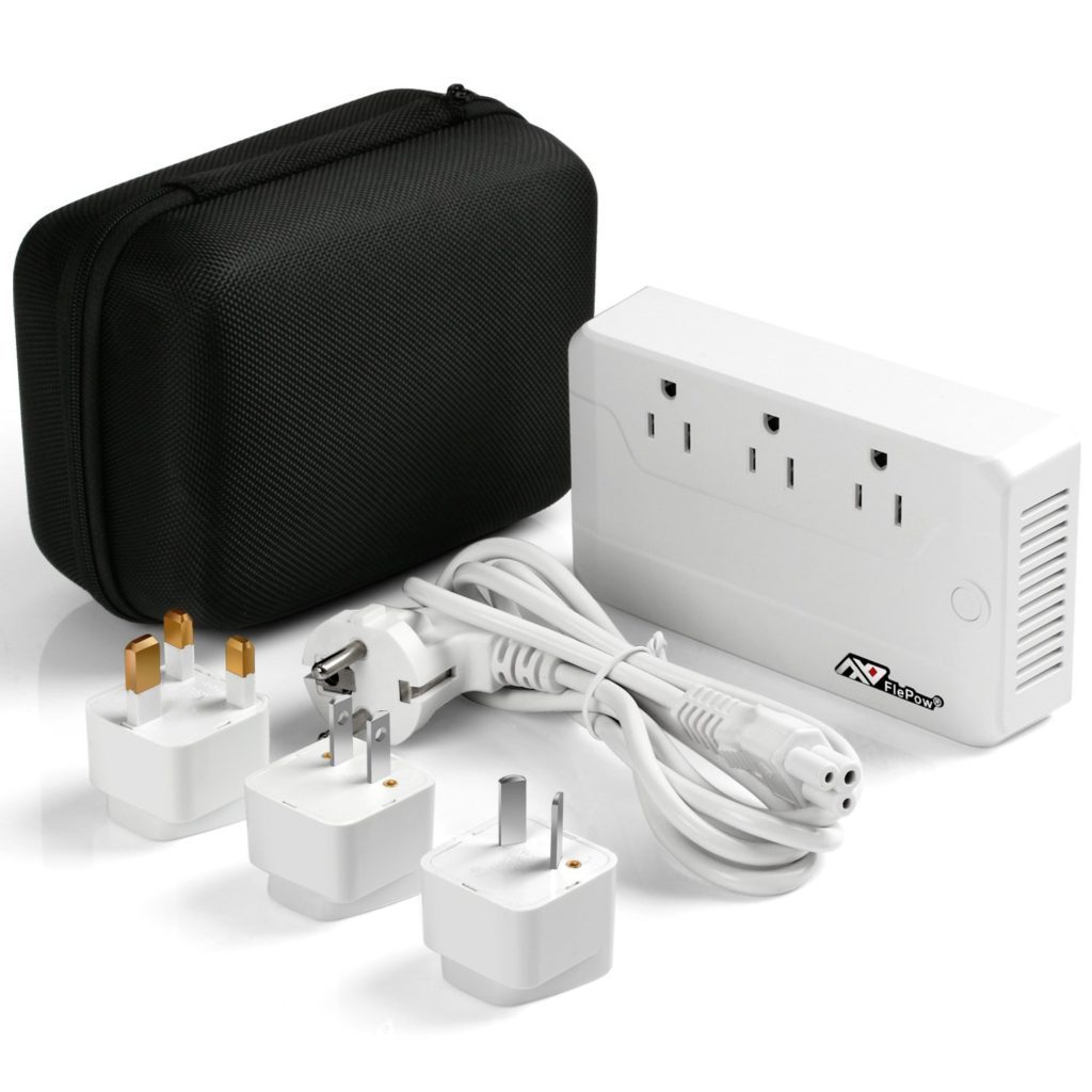 Travel Power Converter for Germany and Europe