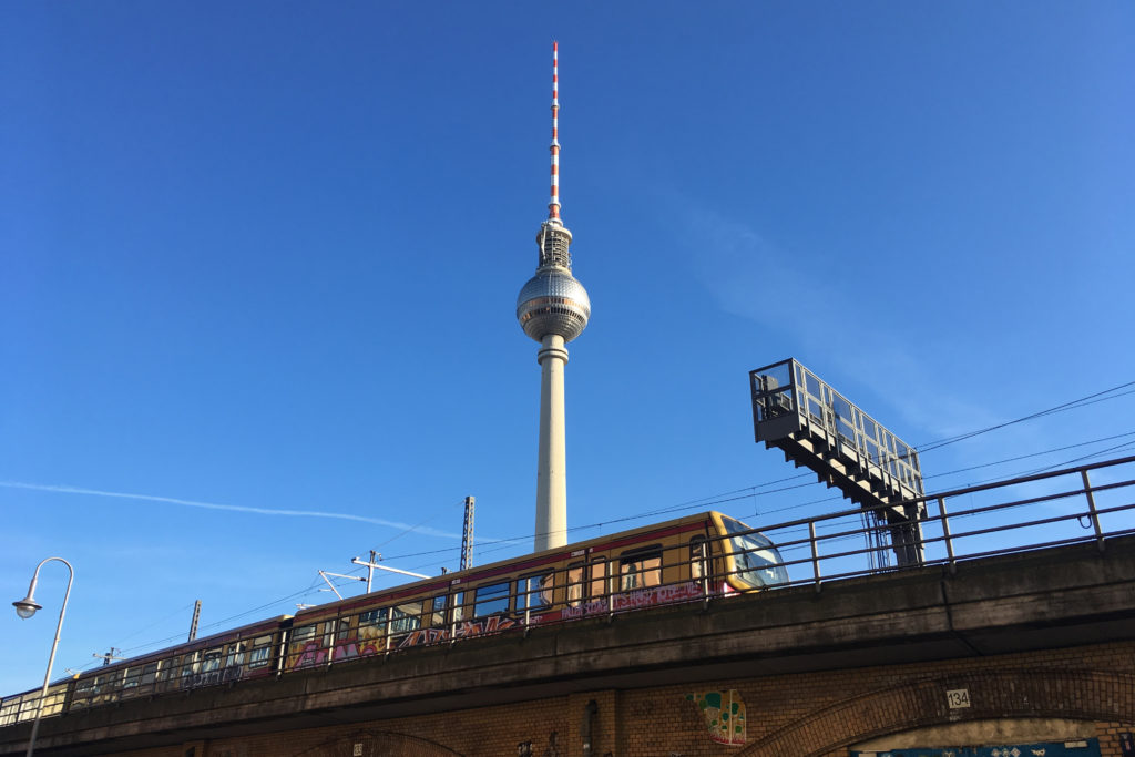 Berlin Mitte TV-Tower
