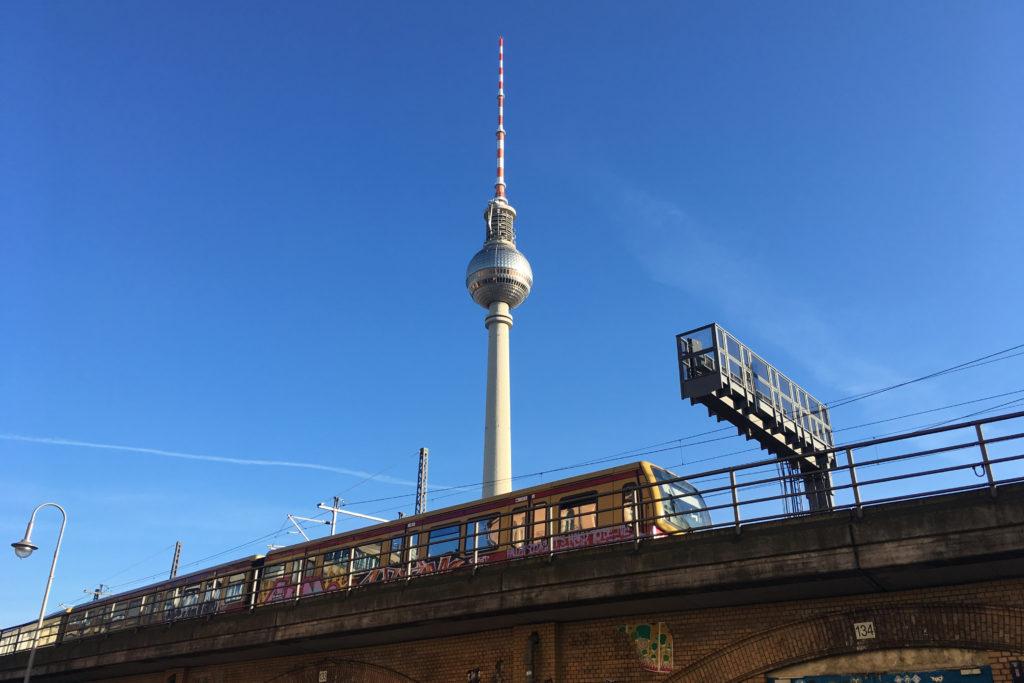 Berlin Mitte TV-Tower