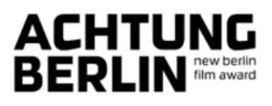 achtung berlin - new berlin film award