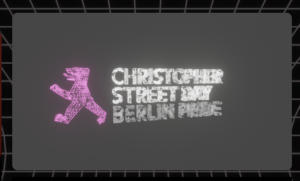 CSD Christopher Street Day Berlin 2020