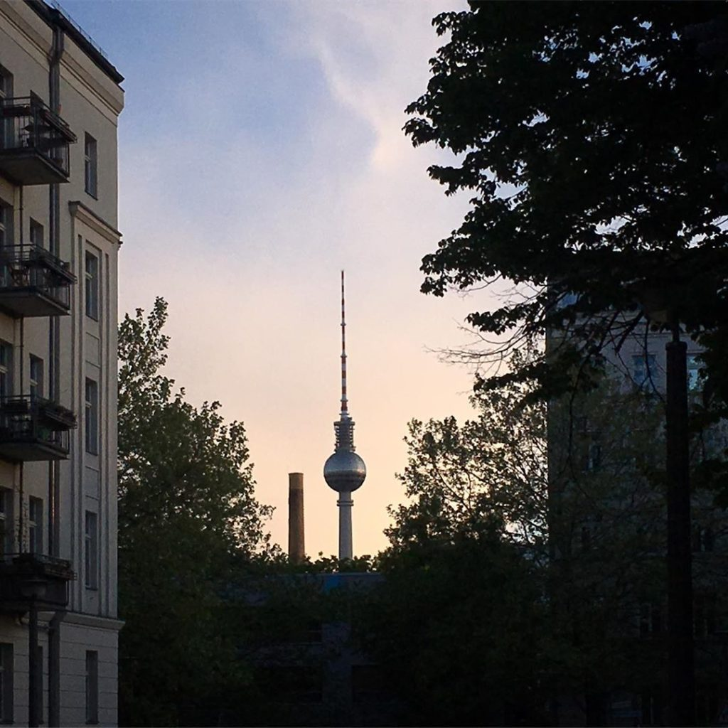 TV-Tower Berlin