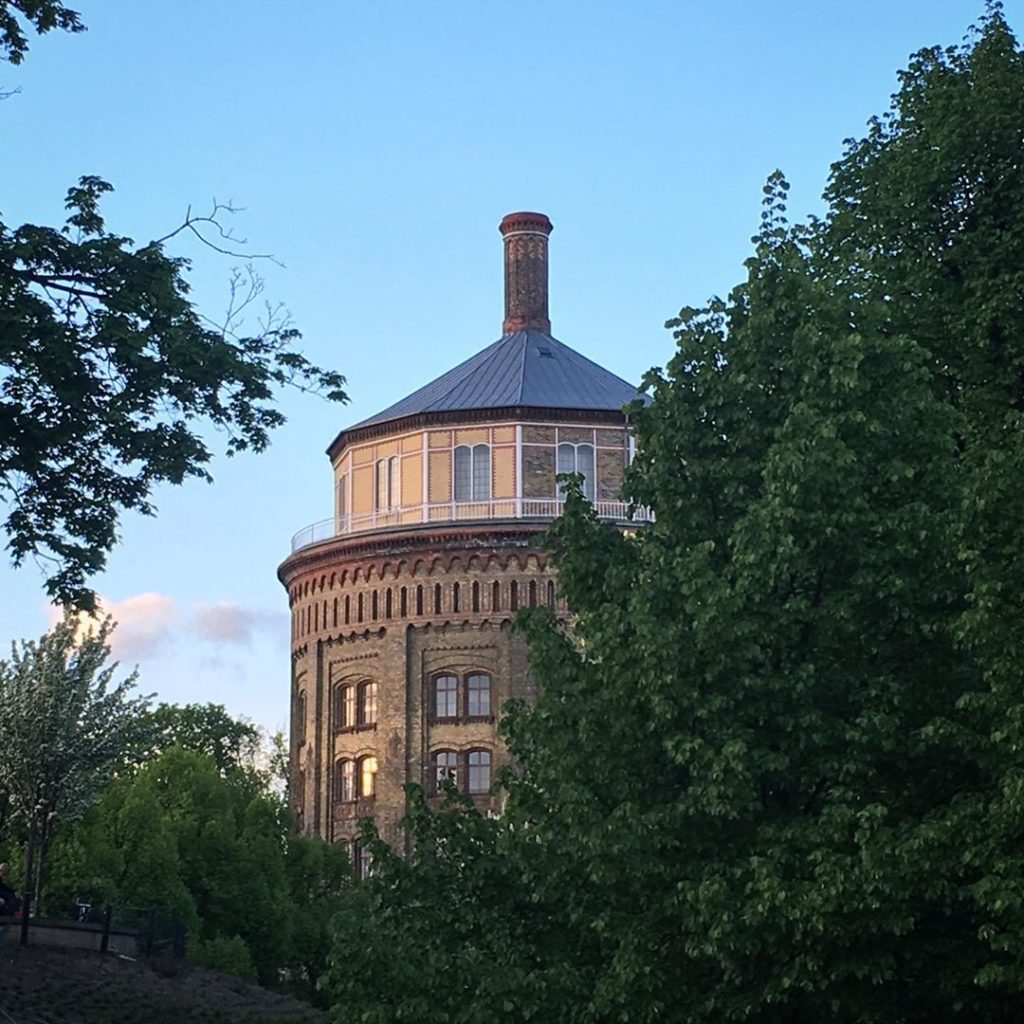 water tower prenzauerberg